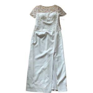 Michaelangelo beaded wedding dress
